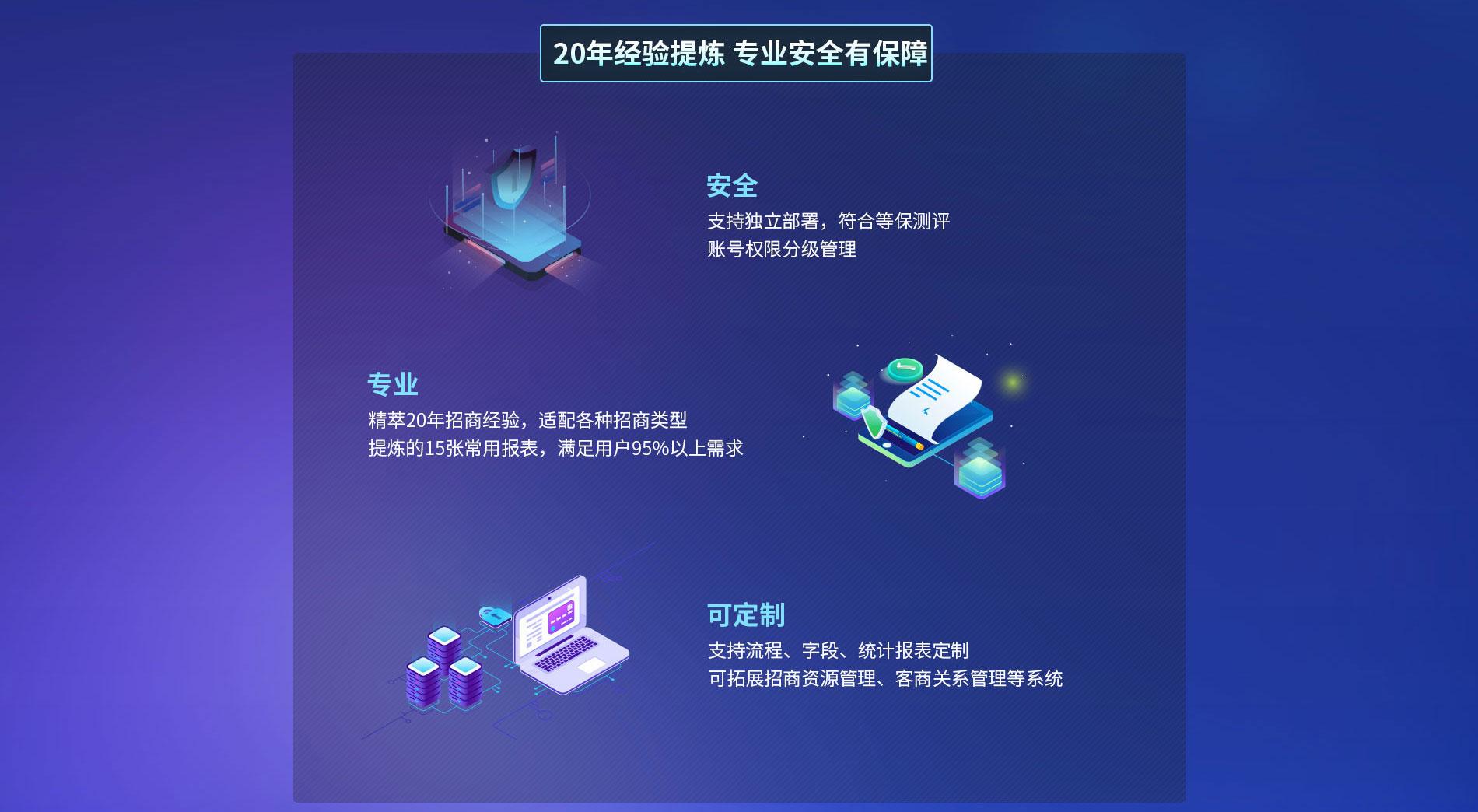 招商项目管理系统